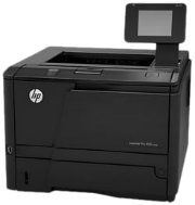 Best price on HP M401DN Laserjet Printer - Front in India