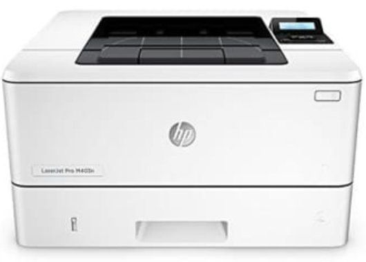 Best price on HP LaserJet Pro M403n (F6J41A) Printer in India