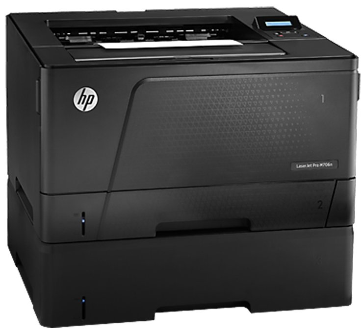 Best price on HP LaserJet Pro M706n Printer (B6S02A) in India