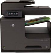 Best price on HP Officejet Pro X576dw All in one Inkjet Printer - Front in India