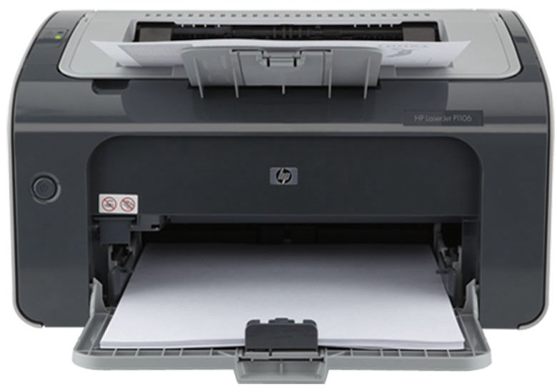 Best price on HP LaserJet Pro P1106 Printer in India