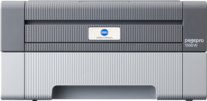Best price on Konica Minolta Pagepro 1500W Laser Printer in India