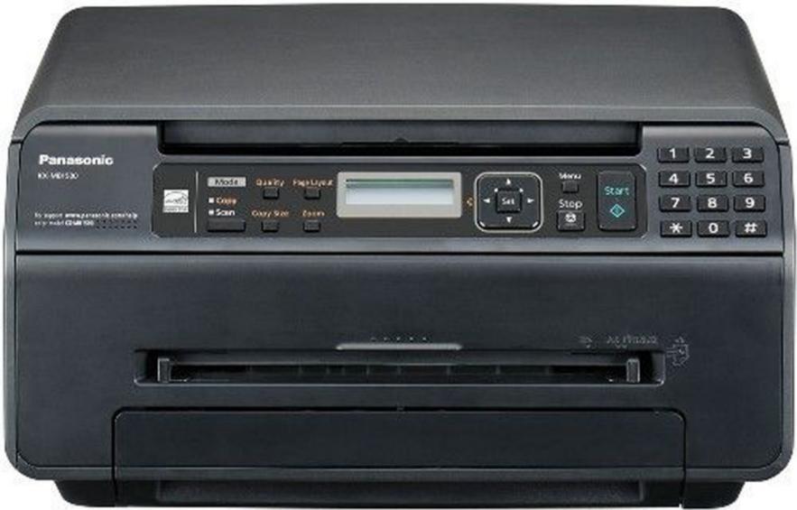 Best price on Panasonic KX-MB1500 Multifunction Laser Printer in India