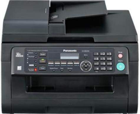 Best price on Panasonic KX-MB2010 Multifunction Network Laser Printer in India