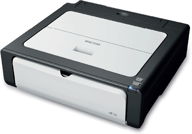 Best price on Ricoh SP111 Single Function Laser Printer in India