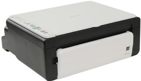 Best price on Ricoh SP111SU Multi Function Laser Printer in India