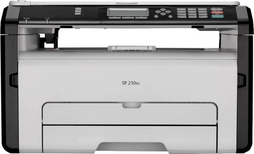 Best price on Ricoh SP 210SU Multifunction Laser Printer in India