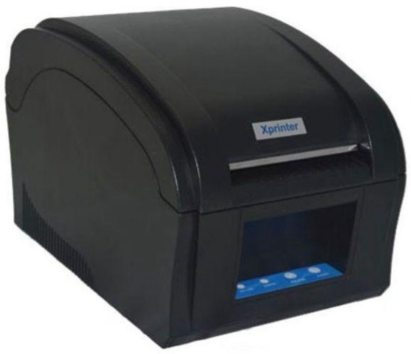 Best price on Xprinter XP-360B USB Barcod Printer in India