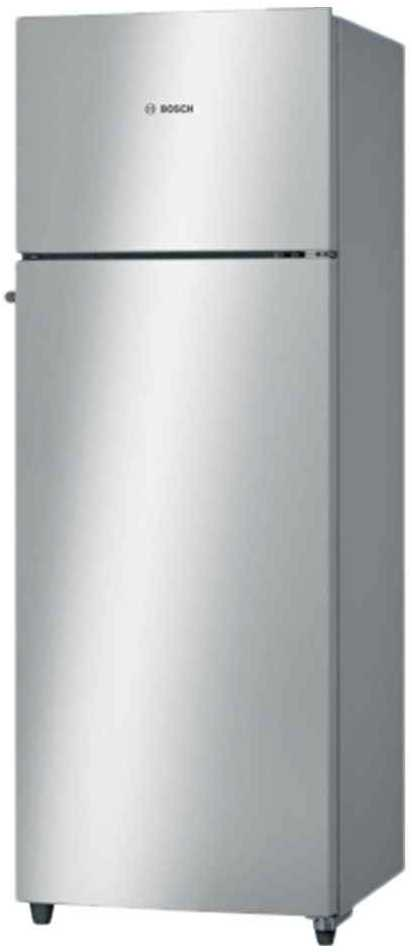 Best price on Bosch KDN30VS30I 3S 288 Litres Double Door Refrigerator  in India