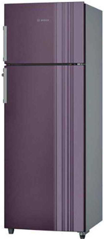 Best price on Bosch Vita Fresh KDN30VR30I 3S 288 Litres Double Door Refrigerator  in India