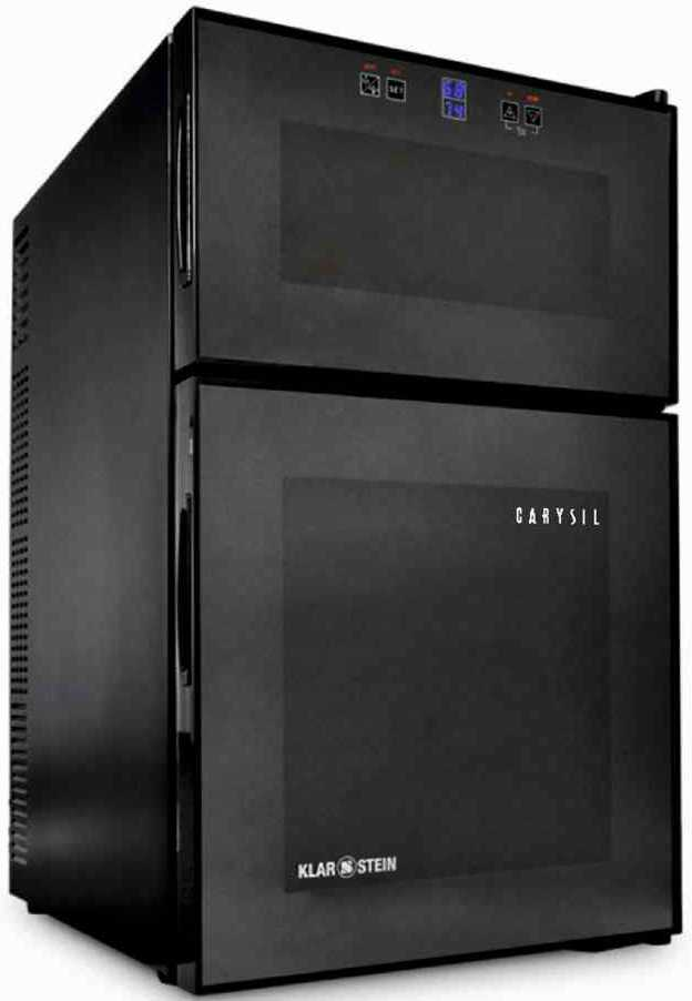Best price on Carysil 24 Bottles ( 45 L ) Double Door Refrigerator in India