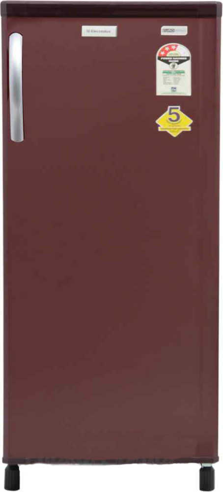 Best price on Electrolux EB203ETBR 190L 3S Single Door Refrigerator in India