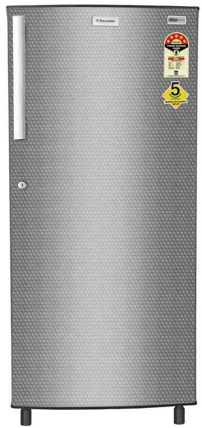 Best price on Electrolux EJ203P 3S 190 L Single Door Refrigerator  in India