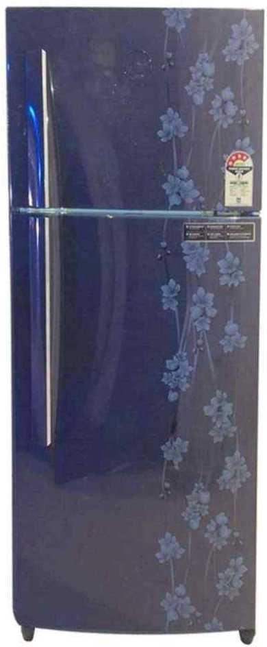 Best price on Godrej 2N2GDP 261L 3S Double Door Refrigerator (Denim Petal)  in India