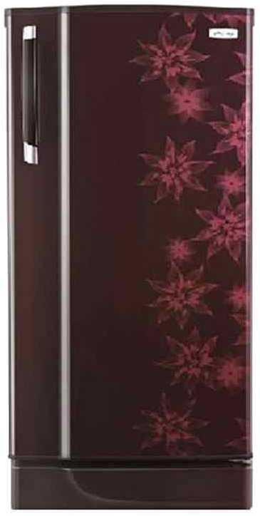 Best price on Godrej GDE 195 BXTM 185L 5S Single Door Refrigerator (Berry Bloom)  in India