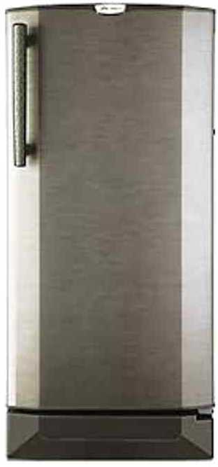 Best price on Godrej RD Edge Pro 190 CT 5.1 190 Litres 5S Single Door Refrigerator (Silver Stroke)  in India