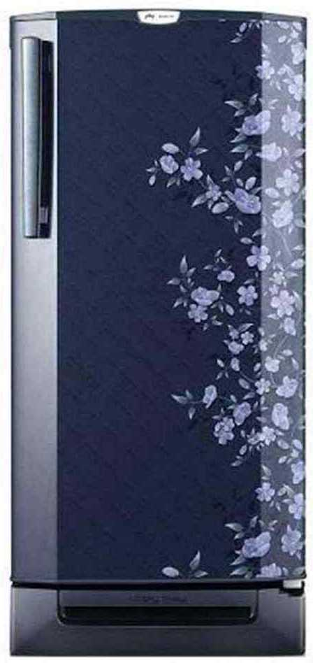 Best price on Godrej RD Edge Pro 190 CT 5.2 190 L 3S Single Door Refrigerator (Indigo Floret)  in India