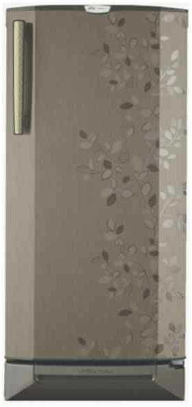 Best price on Godrej RD Edge Pro 190 PD 5.1 190 Litres 5S Single Door Refrigerator (Carbon Leaf)  in India