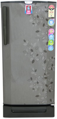 Best price on Godrej RD EdgePro 190PD 6.2 190 Litres Single Door Refrigerator (Carbon Leaf) in India