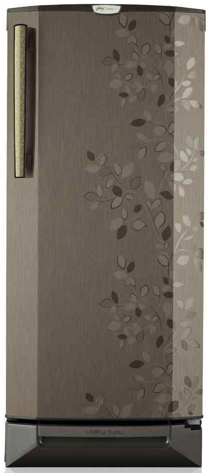 Best price on Godrej RD Edge Pro 190 PDS 5S 190 L Direct Cool Refrigerator (Carbon Leaf)  in India