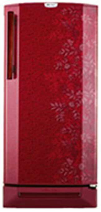 Best price on Godrej RD Edge Pro 210 PDS 5.1 210L 5S Single Door Refrigerator (Lush)  in India