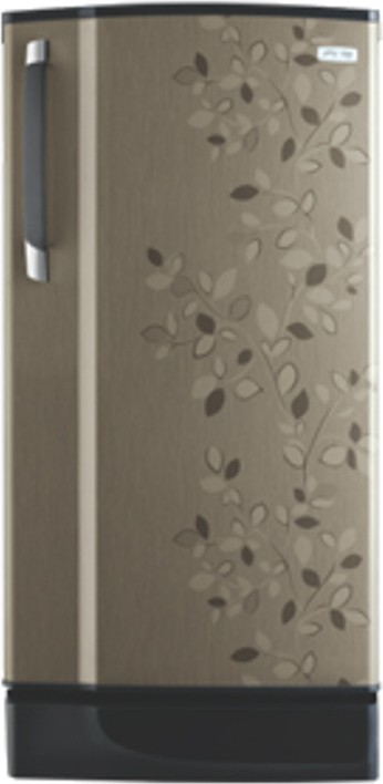 Godrej RD EDGE SX 185 CTS 4.2 (Carbon Leaf) 185 Litre Single Door Refrigerator