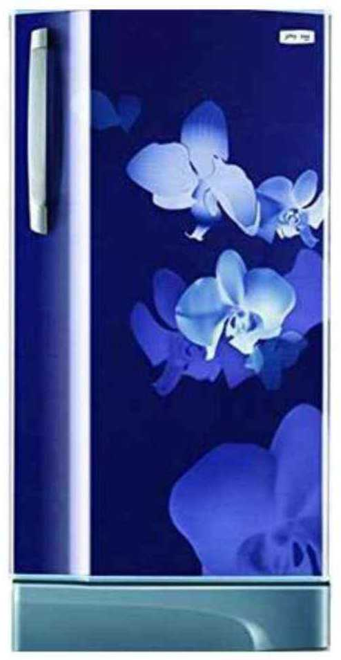 Best price on Godrej RD EDGE SX 185 CTS 4.2 (Indigo Orchid) 185L Single Door Refrigerator  in India
