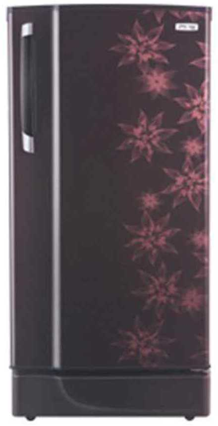 Best price on Godrej RD EDGESX 251 CT 5.2 251 Litres Single Door Refrigerator (Berry Bloom)  in India