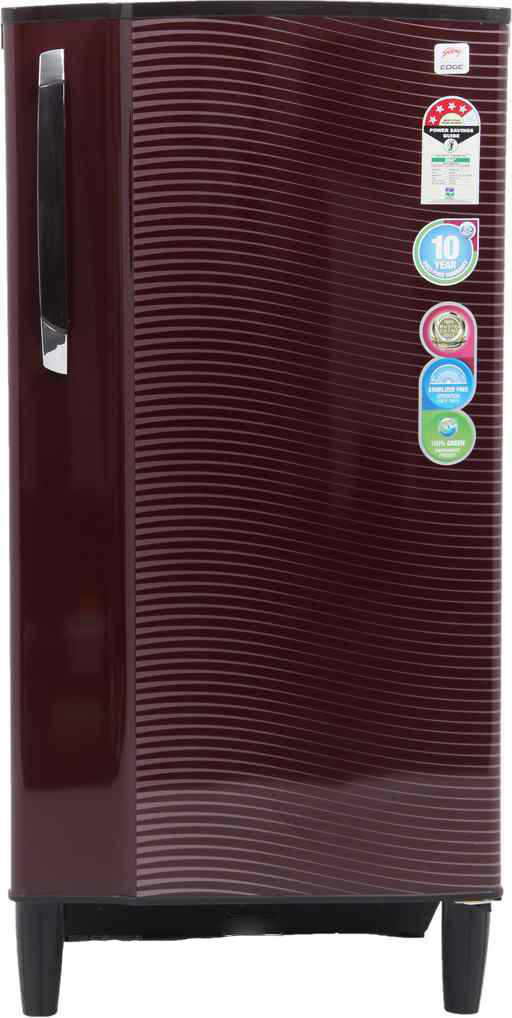 Best price on Godrej RD Edge 185CH 185 Litres Single Door Refrigerator (Wave) in India