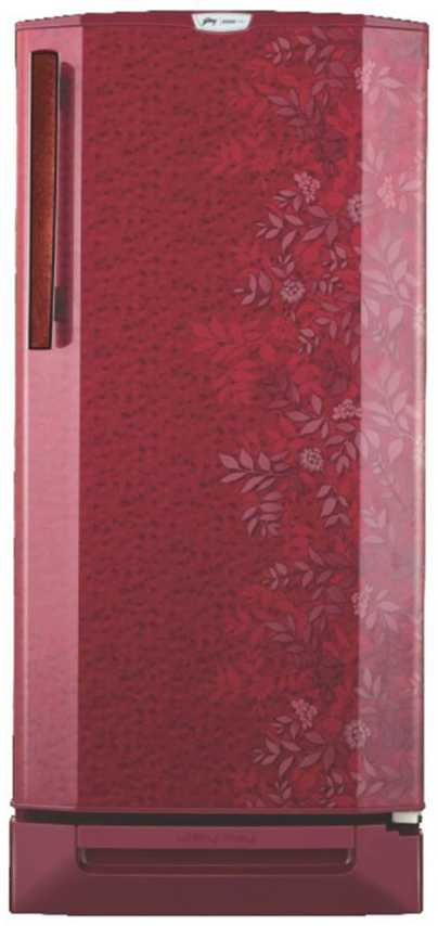 Best price on Godrej RD EdgePro 190 PDS 6.2 190 Litres Single Door Refrigerator (Lush)  in India