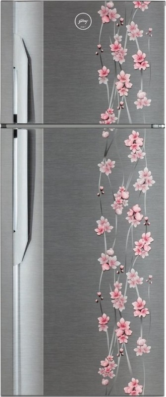 Best price on Godrej RT EON 331 P 3.4 3S (Silver Meadow) 331 Litres Double Door Refrigerator in India