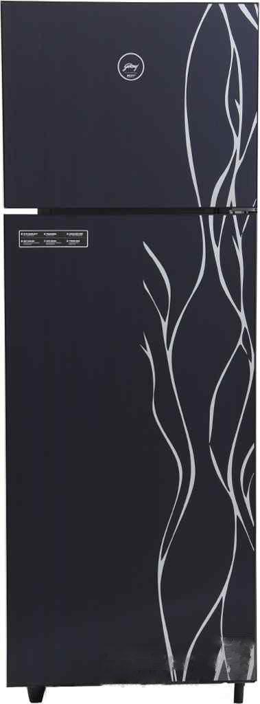Best price on Godrej RT EON 343 SG 2.4 2S (Ebony) 343 Litres Double Door Refrigerator in India