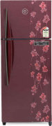 Best price on Godrej RT EON 241 P 3.4 3S (Petals) 241 Litres Double Door Refrigerator - Front in India