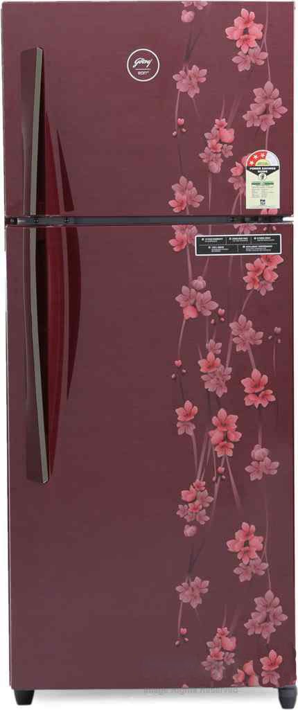 Best price on Godrej RT EON 241 P 3.4 3S (Petals) 241 Litres Double Door Refrigerator in India