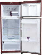 Best price on Godrej RT EON 241 P 3.4 3S (Petals) 241 Litres Double Door Refrigerator - Side in India