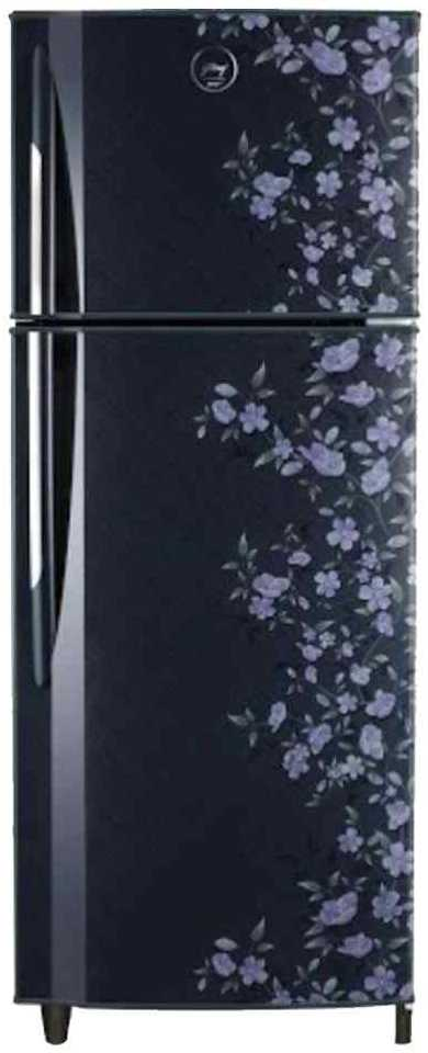 Best price on Godrej RT EON 260 P 2.4 260 L (Floret) Double Door Refrigerator  in India