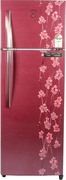 Best price on Godrej RT EON 290 P 3.4 3S (Ruby Petals) 290L Double Door Refrigerator - Front in India