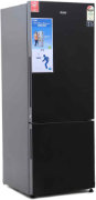 Best price on Haier HRB-3404PKG-R 320 Litres Double Door Refrigerator - Back in India