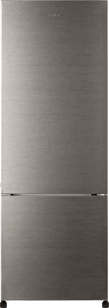Best price on Haier HRB-3653BS-H/R 345 Litres Double Door Refrigerator in India