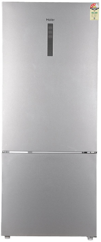 Best price on Haier HRB-475SS 450L 3S Double Door Refrigerator  in India