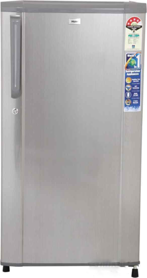 Best price on Haier HRD-1905CBS-H 170Litres 4S Single Door Refrigerator in India