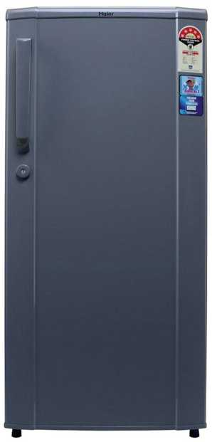 Best price on Haier HRD-1905CM-DGCDAI 170 Litres 5S Single Door Refrigerator  in India