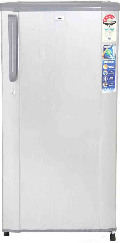 Best price on Haier HRD-2015CS-H 181 Litres 4S Single Door Refrigerator in India