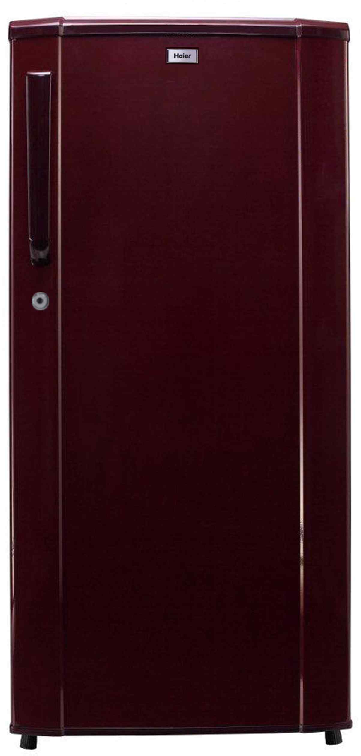 Best price on Haier HRD-2015SR-H 4S 181 Litres Single Door Refrigerator in India