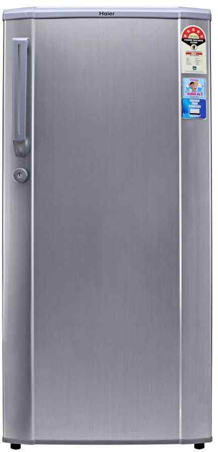 Best price on Haier HRD-2105CS-H 190L Single Door Refrigerator in India