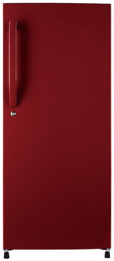 Best price on Haier HRD-2156BR-H 195 Ltrs Direct Cool Single Door Refrigerator in India