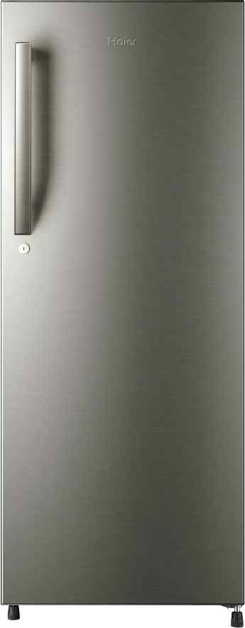 Best price on Haier HRD-2157BS-H 195 Litre Single Door Refrigerator in India