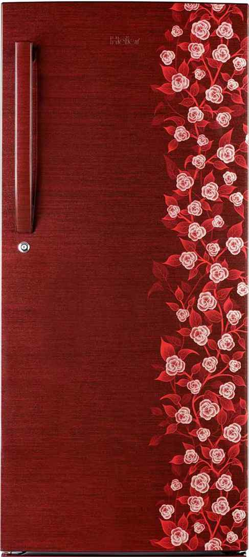 Best price on Haier HRD-2157CRI-R 195L Single Door Refrigerator in India