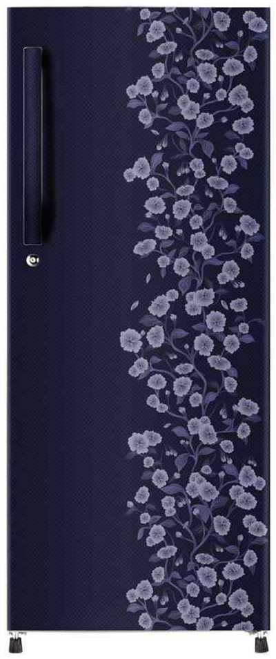 Best price on Haier HRD-2157HBD-R 195L 5S Single Door Refrigerator  in India