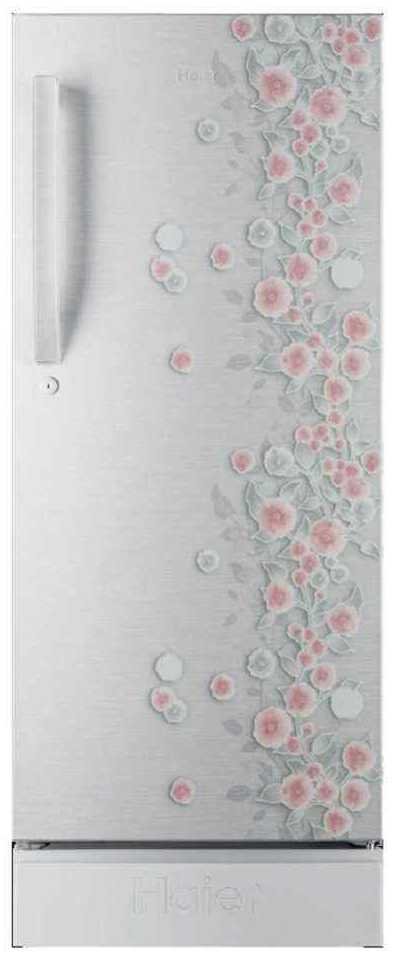 Best price on Haier HRD-2157PSL-R 195 L 5S Single Door Refrigerator  in India